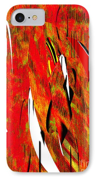 IPhone Case featuring the painting The Emotion Of Childhood by Yul Olaivar