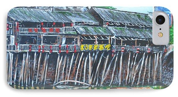Fenghuang Phone Case by George Sielski