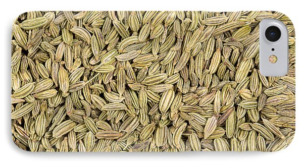 Fennel Seeds Phone Case by Jane Rix