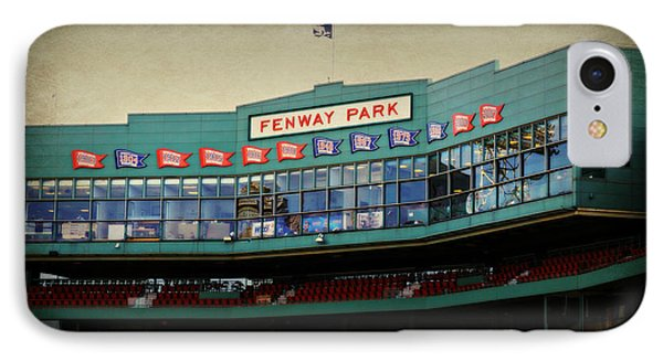 Fenway Memories - 2 IPhone Case by Stephen Stookey