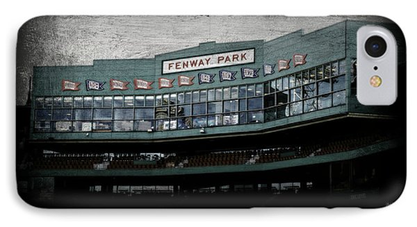 Fenway Memories - Clover Edition IPhone Case by Stephen Stookey
