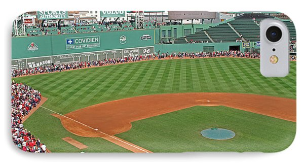 Fenway One Hundred Years IPhone Case by Barbara McDevitt