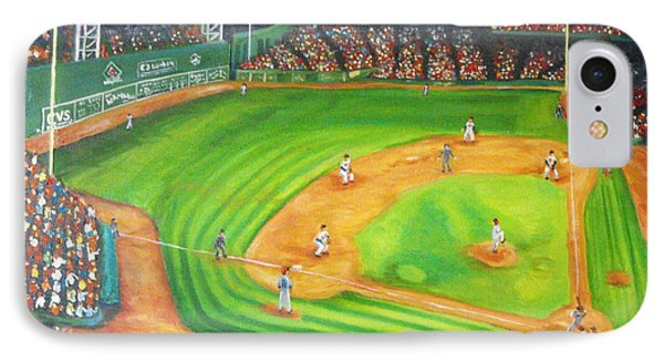 Fenway Park Fantasy Phone Case by Michell Givens