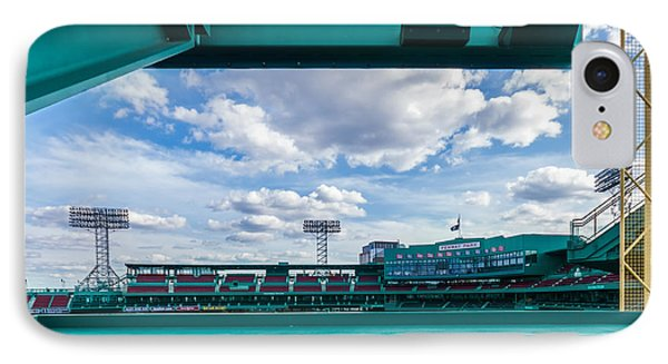 Fenway Park From The Green Monster IPhone Case