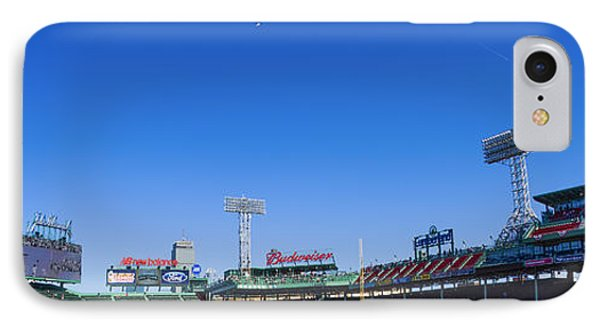 Fenway Park- Home Of The Boston Red Sox IPhone Case