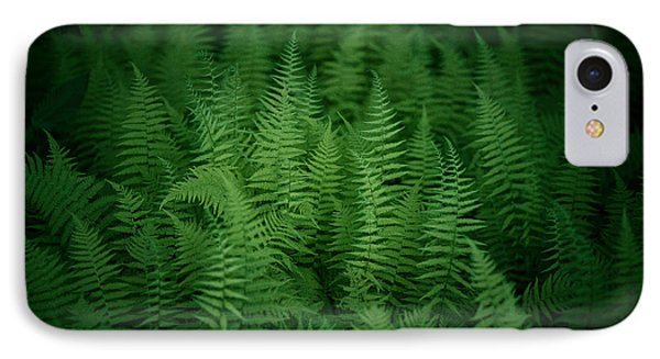 Fern Bed IPhone Case