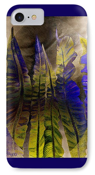 Fern Forest IPhone Case by Paula Ayers