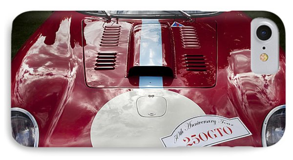Ferrari 250 Gto Scaglietti 64 C IPhone Case by Maj Seda