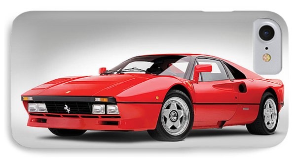 Ferrari 288 Gto IPhone Case by Gianfranco Weiss