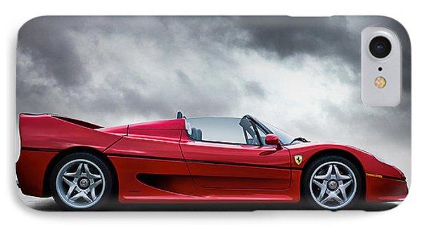 Ferrari F50 IPhone Case by Douglas Pittman