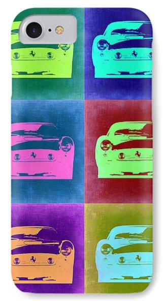 Ferrari Pop Art 2 IPhone Case
