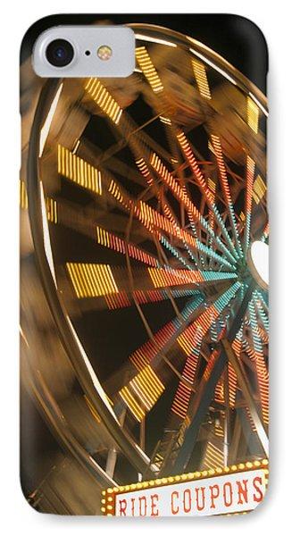 Ferris Wheel Phone Case by Brandon Tabiolo