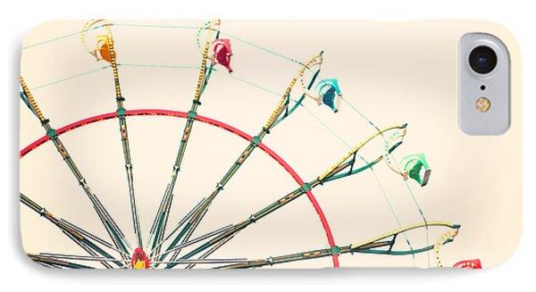 Ferris Wheel Fun IPhone Case by Kim Fearheiley