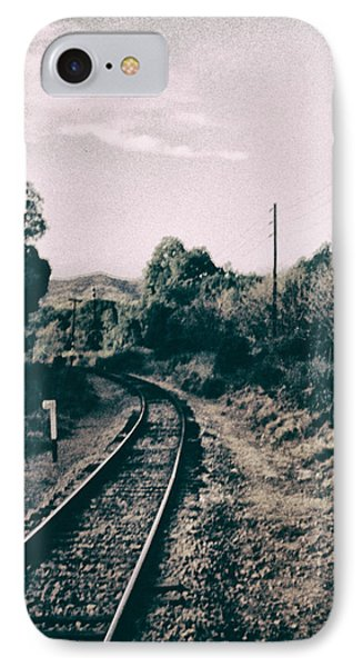 Ferrocarril IPhone Case
