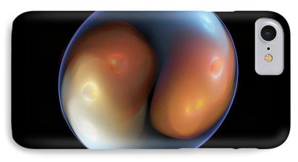 Fertilised Ivf Embryo IPhone Case