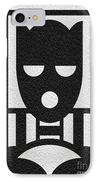 Fetish Play Mask IPhone Case by Roseanne Jones