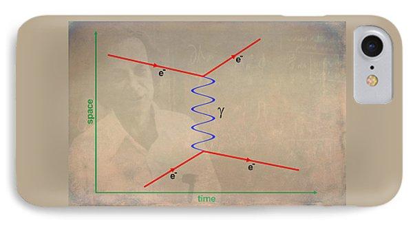 Feynman Diagram IPhone Case