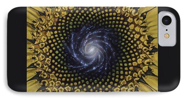 Fibonaccis Mandela V.2 Phone Case by Simon Kregar