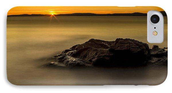 Fidalgo Island Sunset IPhone Case