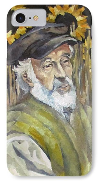 Fiddler On The Roof Phone Case by Michael Vaisman