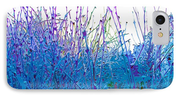 Field Frost IPhone Case by Brian Stevens