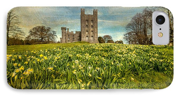 Field Of Daffodils Phone Case by Adrian Evans