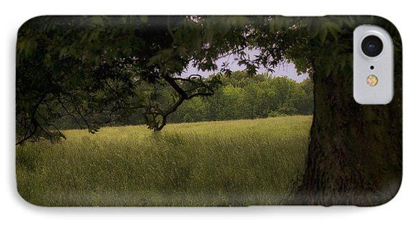 Field Of Dreams II Phone Case by Cris Hayes