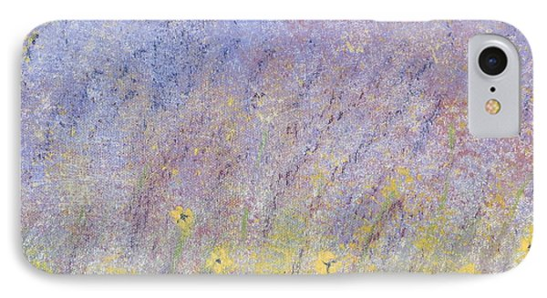 Field Of Flowers IPhone Case by Tim Townsend
