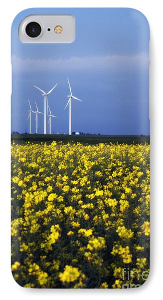 Fields Of Gold IPhone Case by Jim McCain