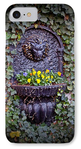 IPhone Case featuring the photograph Fierce Garden by Jean Haynes