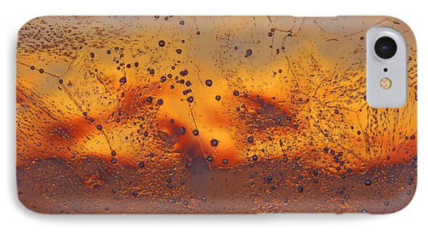 Fiery Horizon Phone Case by Sami Tiainen