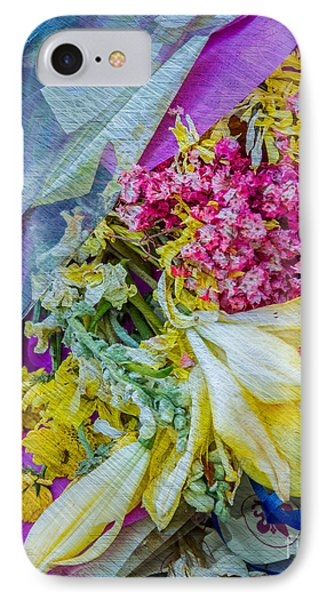 Fiesta In Blue IPhone Case by Susan Cole Kelly Impressions