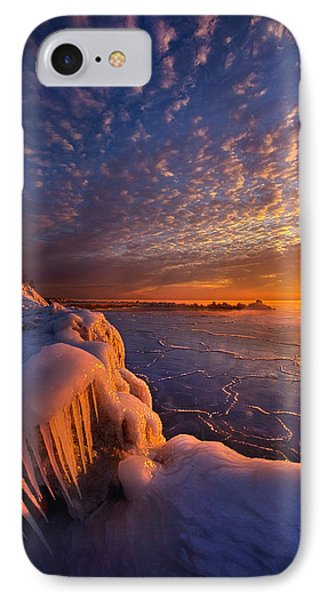Fifty Shades Of Sunrise IPhone Case