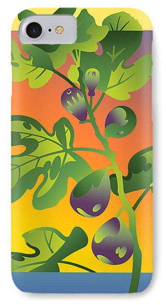 Fig IPhone Case