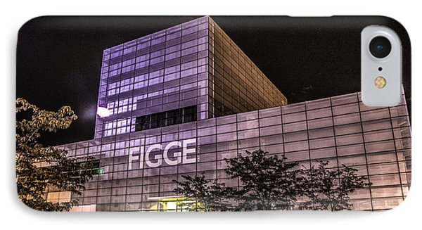 Figge Art Museum IPhone Case by Ray Congrove
