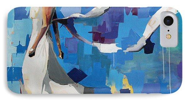 Figure I Phone Case by Julia Pappas