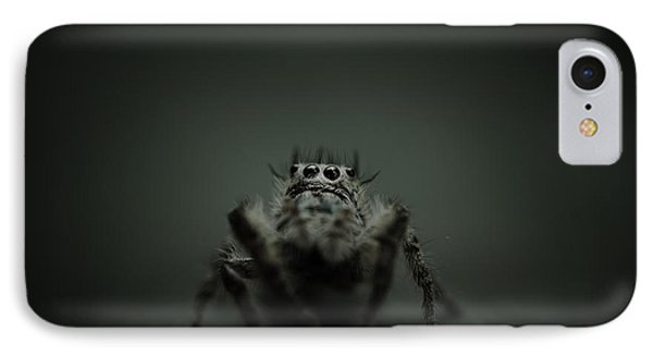 Filbert The Jumping Spider IPhone Case