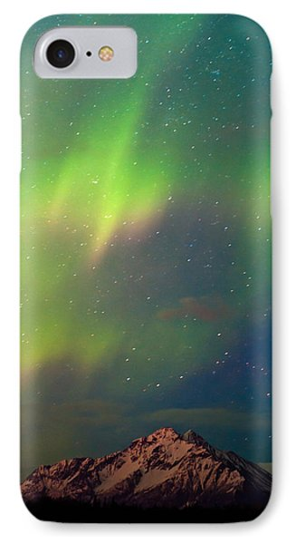 Filled With Aurora Phone Case by Ron Day