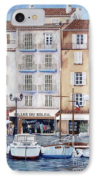 Filles Du Soleil  IPhone Case by Danielle  Perry