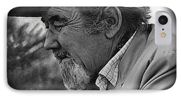 Film Noir Fritz Lang Broderick Crawford Glenn Ford Human Desire 1954 Tucson Arizona 1969 Phone Case by David Lee Guss