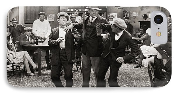 Film Still: Fights IPhone Case by Granger