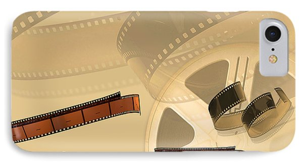 Films IPhone Case by Tina M Wenger