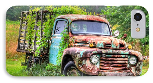 Final Resting Place - Ford Truck IPhone Case