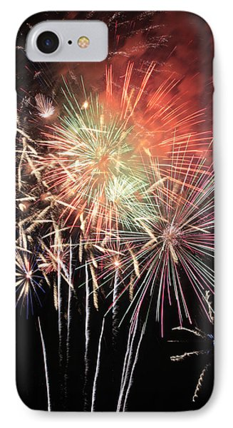 IPhone Case featuring the photograph Finale by Harold Rau