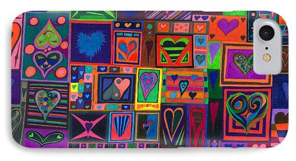 Find U'r Love Found Phone Case by Kenneth James