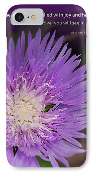 IPhone Case featuring the digital art Finding Joy And Happiness by Lena Wilhite