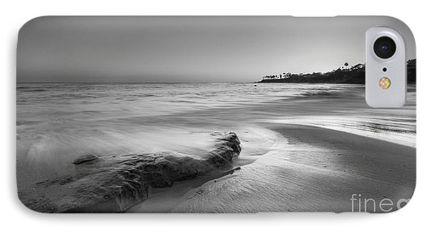 Finding Serenity Bw Phone Case by Michael Ver Sprill