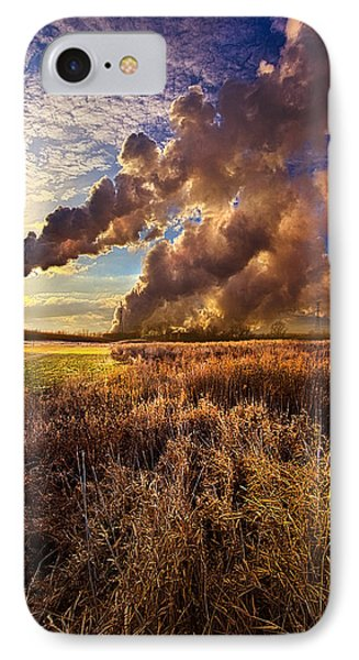 Finding The Beauty Within IPhone Case by Phil Koch