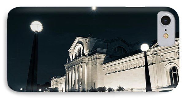 Fine Arts Drive IPhone Case