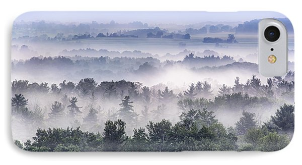 Finger Lakes Morning IPhone Case by Michele Steffey